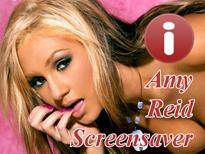 Amy Reid Adult Screensaver