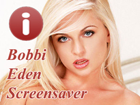 Bobbi Eden Screensaver