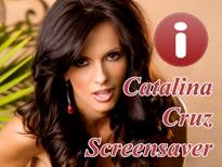 Free Catalina Cruz Screensaver