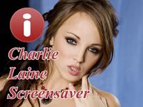 Free Charlie Laine Screensaver