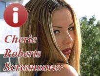 Free Cherie Roberts Screensaver