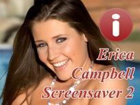 Erica Campbell Screensaver