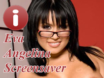 Eva Angelina Pornstar Screensaver