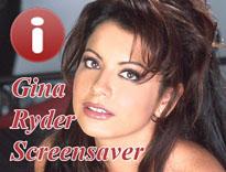 Free Gina Ryder Pornstar Screensaver