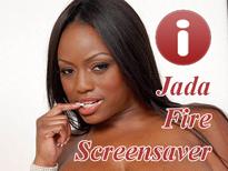 Jada Fire Pornstar Screensaver