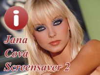 Free Jana Cova Screensaver