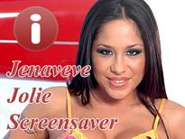 Free Jenaveve Jolie Pornstar Screensaver