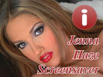Jenna Haze Pornstar Screensaver