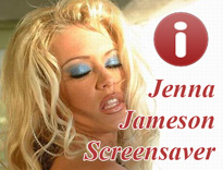 Free Jenna Jameson Pornstar Screensaver