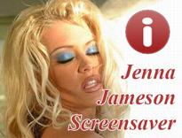 Free Jenna Jameson Pornstar Screensaver