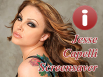 Free Jesse Capelli Pornstar Screensaver