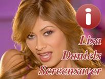 Lisa Daniels Pornstar Screensaver