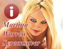 Martina Warren Screensaver
