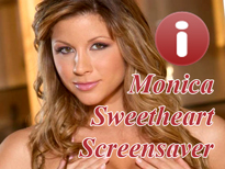 Monica Sweetheart Nude Screensaver