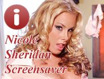 Nicole Sheridan Adult Screensaver