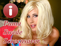 Puma Swede Nude Screensaver