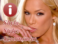 Shyla Stylez Adult Screensaver