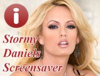 Free Stormy Daniels Screensaver