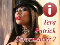 Tera Patrick Pornstar Screensaver 2