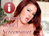 Free Adult Screensaver of Victoria Redd